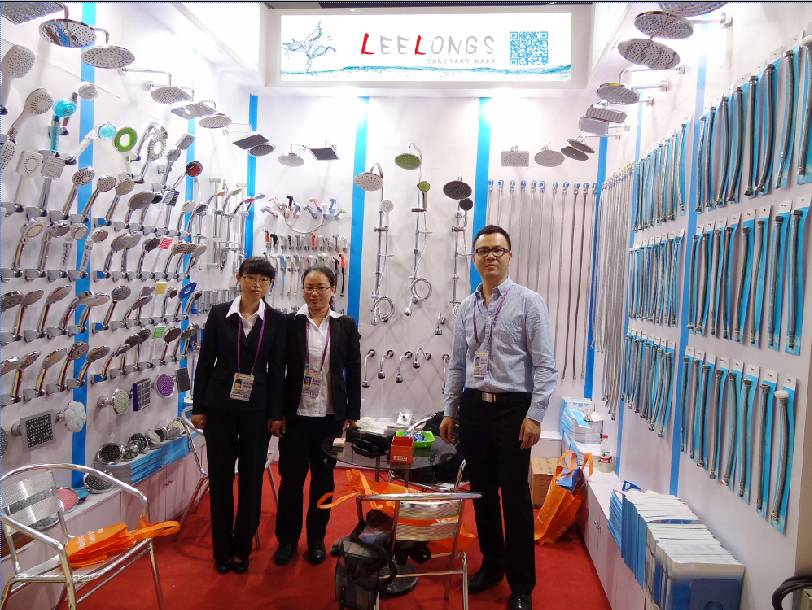 Leelongs SHowers Canton Fair