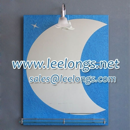 LL-MR3103 Moon Single Layer Painting