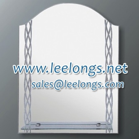 LL-MR1720 Single Toilet Mirror with