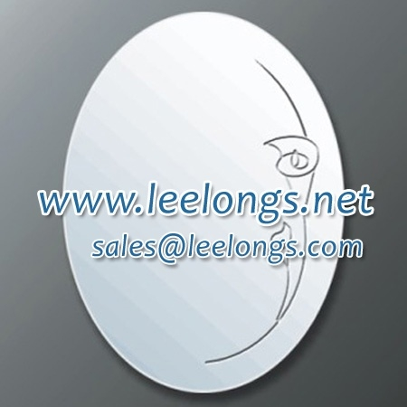 LL-MR1723 Single Toilet Mirror with